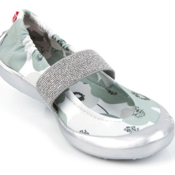 302831f4c586 Toddler poppy metallic silver waterproof shoes. Boutique. luv footwear
